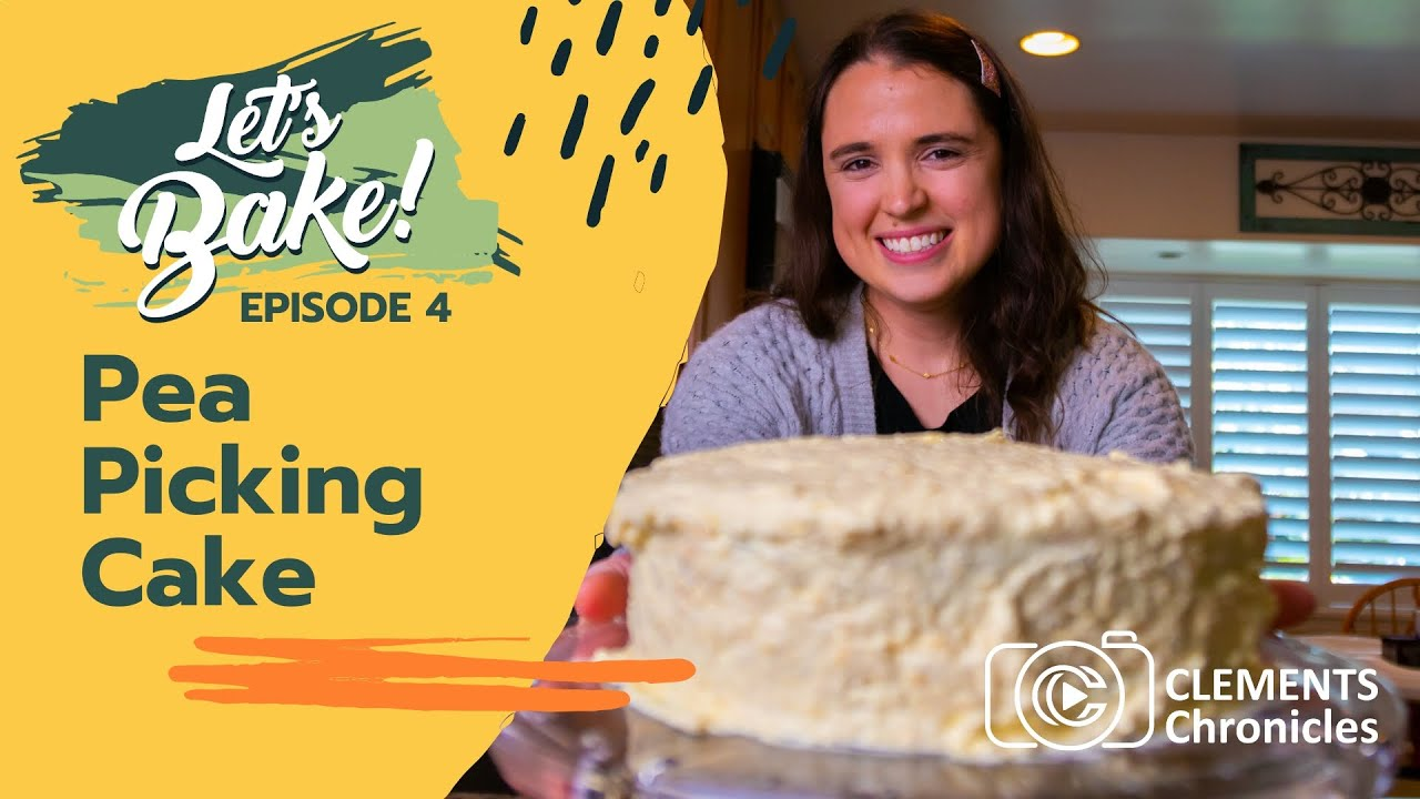 Clements Chronicles - Let's Bake